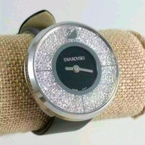 GENUINE Swarovski Swiss Christalline sporty watch